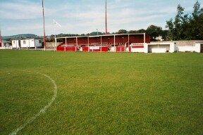 The Showground at its best, pre-season 2004/05